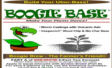 Boogie Brew Compost Tea