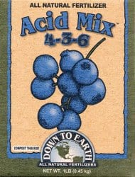 acid mix 4-3-6