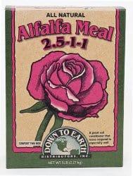 alfalfa meal 5lb
