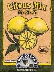 citrus mix 6-3-3