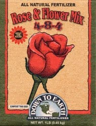 rose flower mix 4-8-4