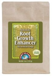 soluble root growth